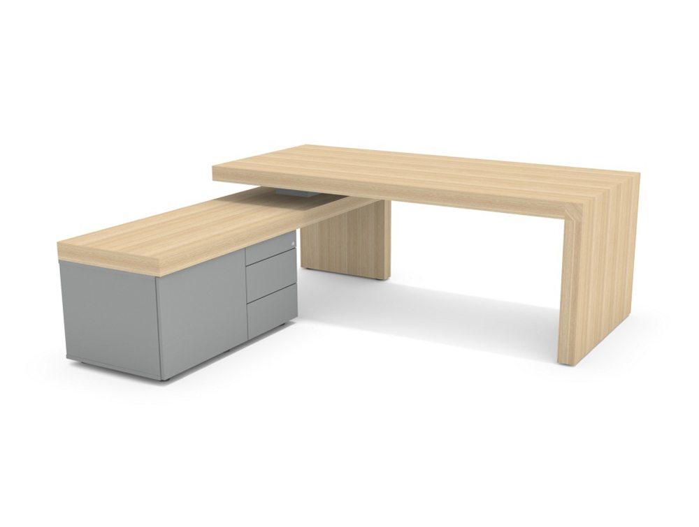 Auttica Executive Desk With Return