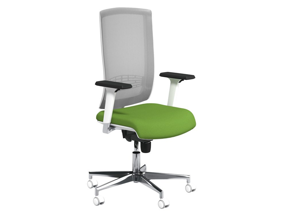 white swivel chair. White Swivel Chair