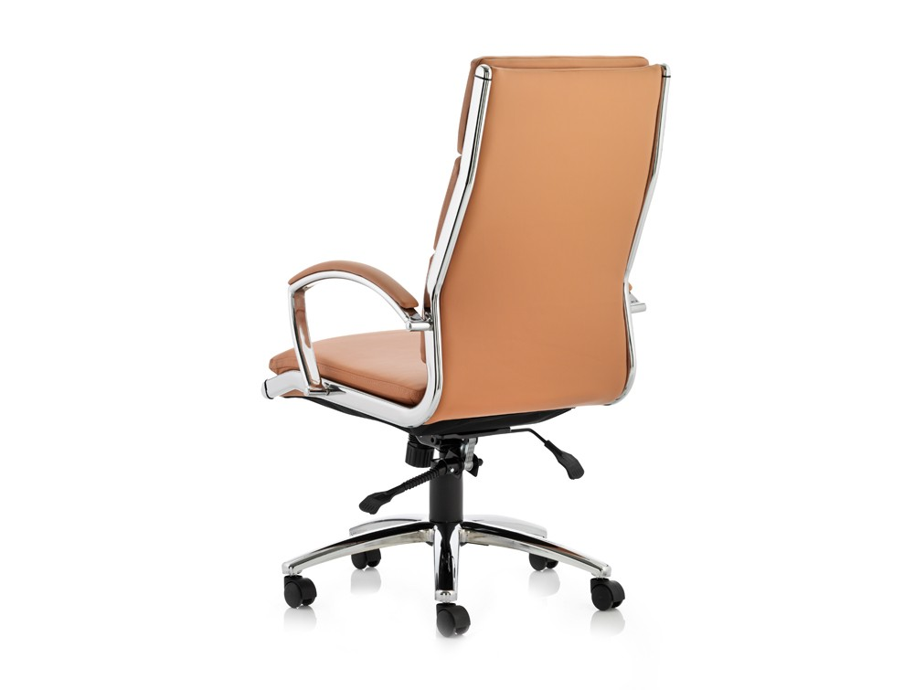 classic office chairs. Dynamic Classic Executive Chair High Back In Tan Leather Angle Office Chairs