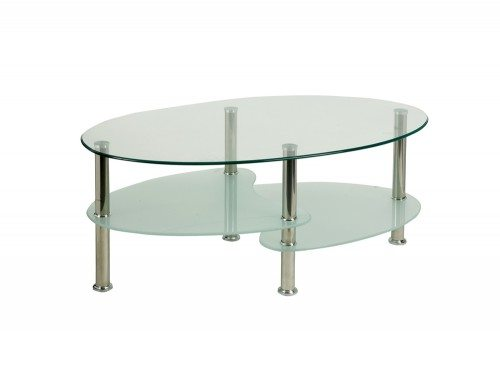 Dynamo Berlin Coffee Table With Chrome Base