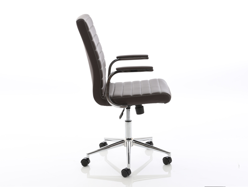 office chair side. Delighful Office Dynamo Ezra Stylish Executive Office Chair Throughout Side