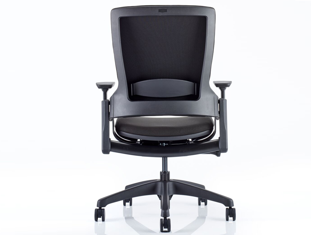Dynamo Molet Task Executive Office Chair With Adjule Arms And