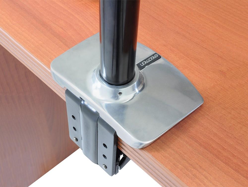 Ergotron Lx Sit Stand Desk Mount Lcd Arm Radius Office