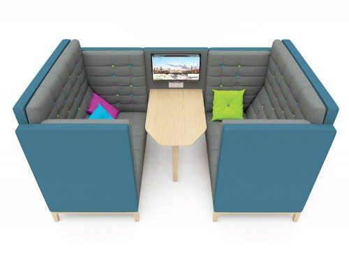 Jig Cave 4 seater Meeting Pod 1