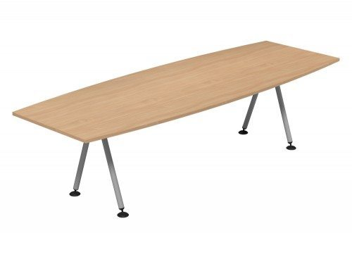 Kito Meeting Barrel Meeting Table Double A Frame Leg Base Be Slv 2710
