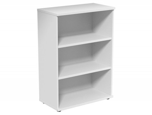 Kito Open Storage WH-1130 in White 3-Level