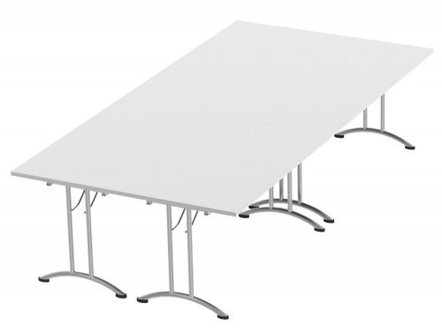 Morph Meeting Configuration in White