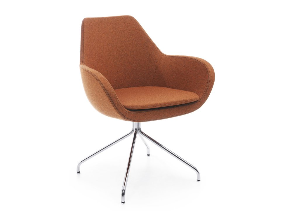 Profim Fan Conference Room Armchair