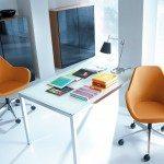 Profim Fan Swivel Armchair in an Office Environment