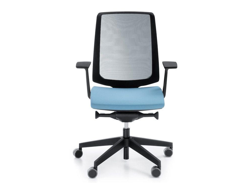 Profim LightUp Ergonomic Armchair in Mesh