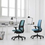 Profim LightUp Ergonomic Armchair in an Office(2)