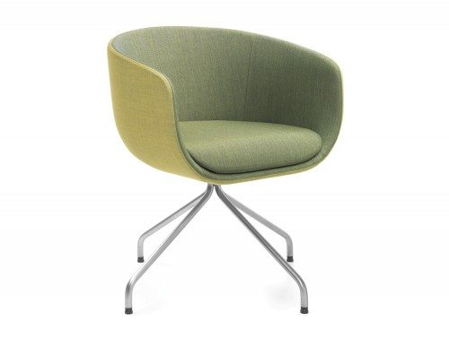 Profim Nu Armchair in Green