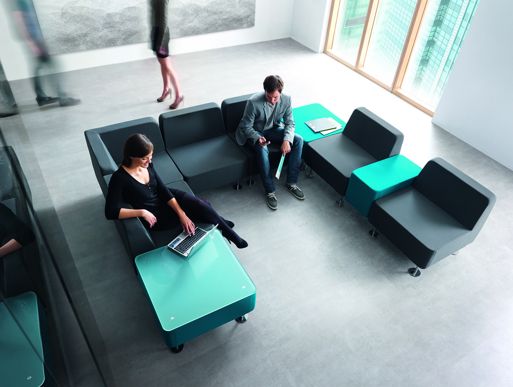 Profim Wall In Soft Seating