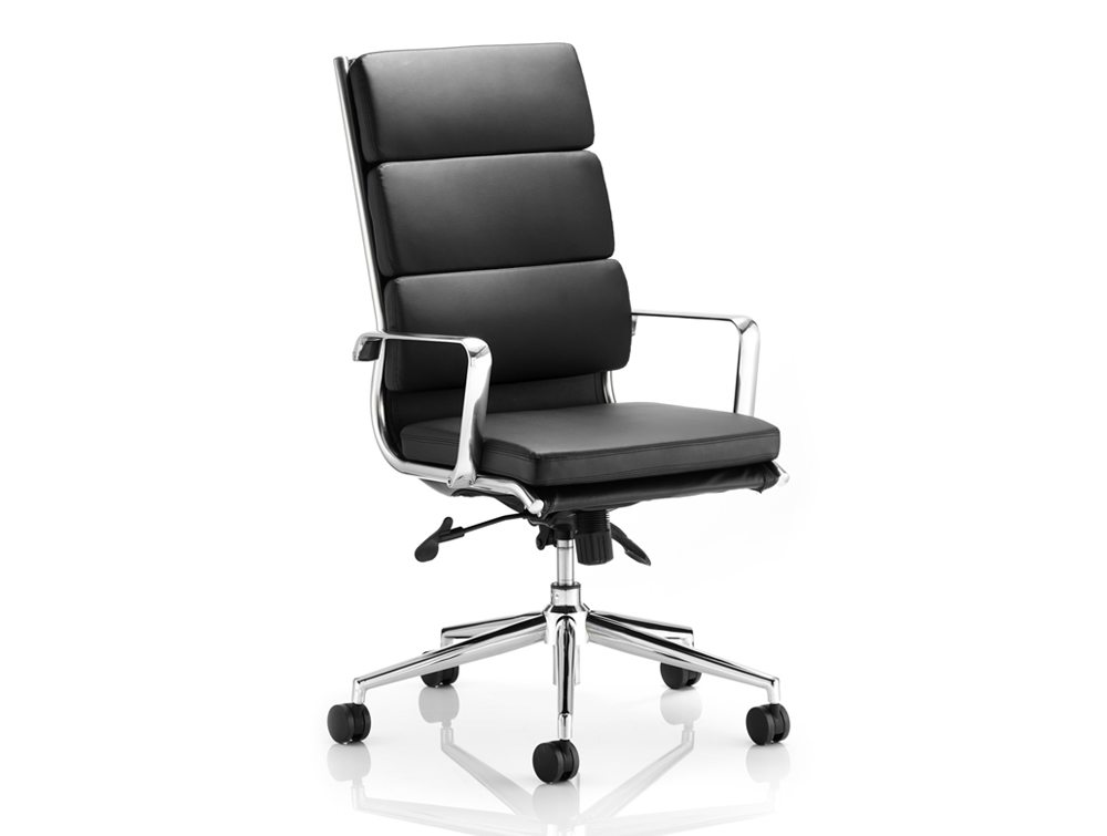 Dynamo Savoy Executive Chair With Arms Radius Office