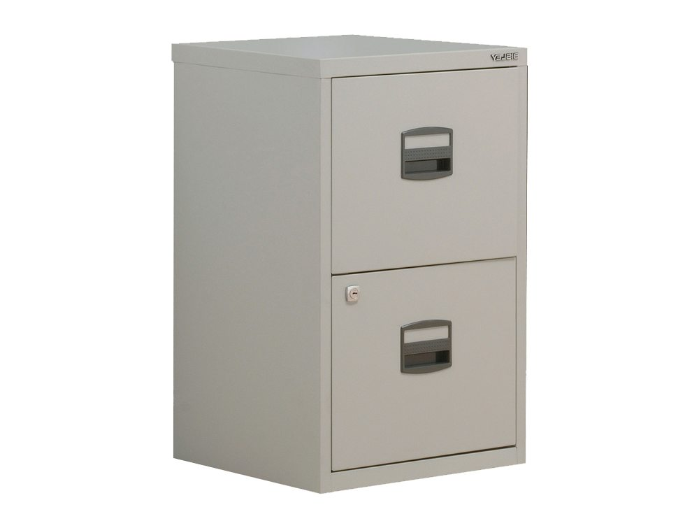 Trexus By Bisley SoHo Filing Cabinet Steel Lockable 2