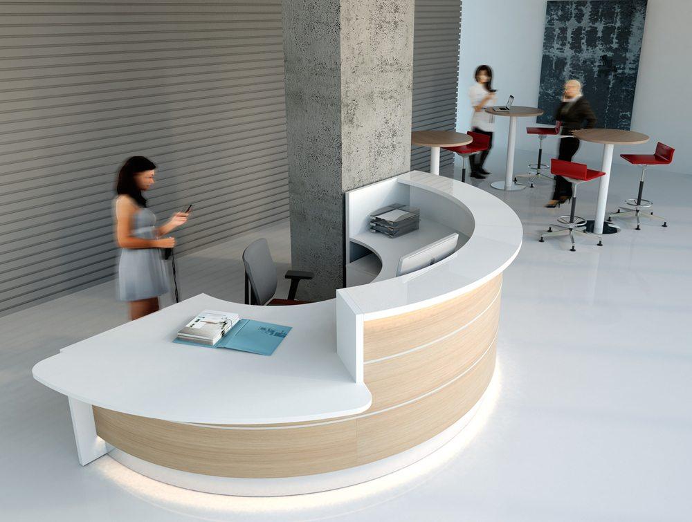 Valde Reception Desks