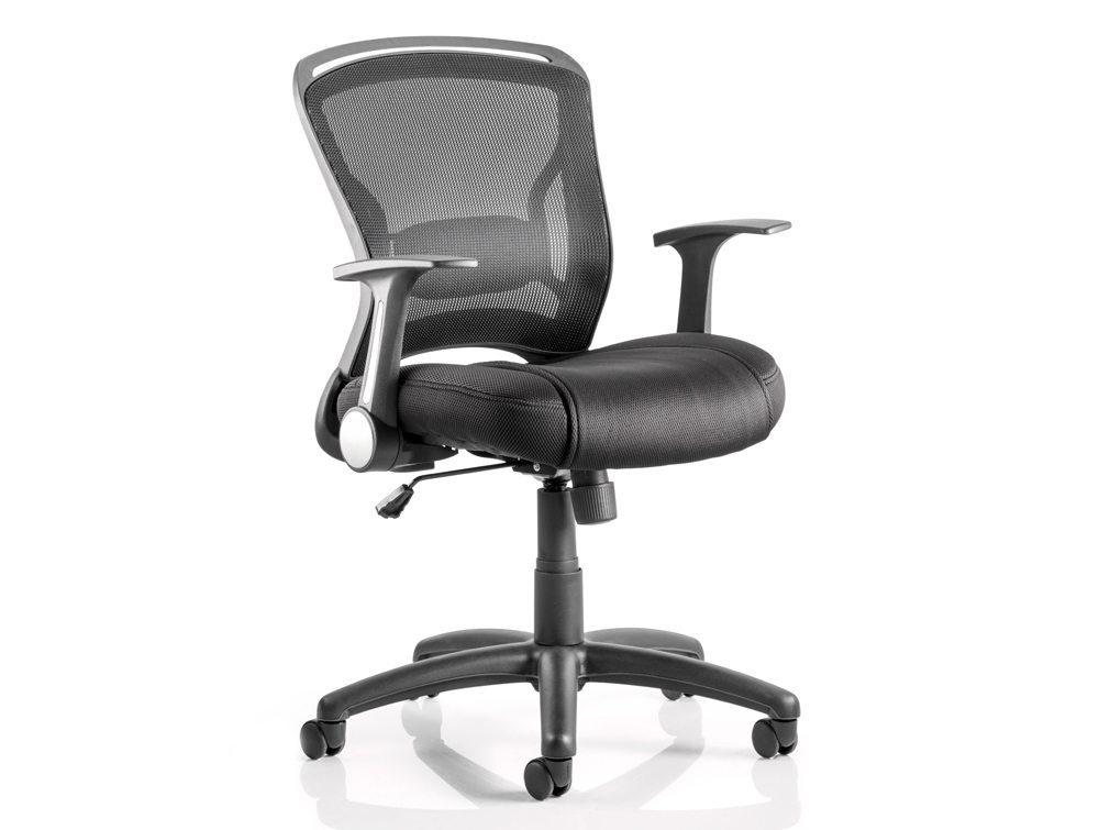 project office enjoy chair mesh black