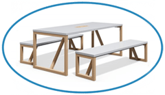 Canteen-Seating-Bench